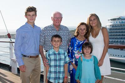 McCreery Family - Alaska 2016