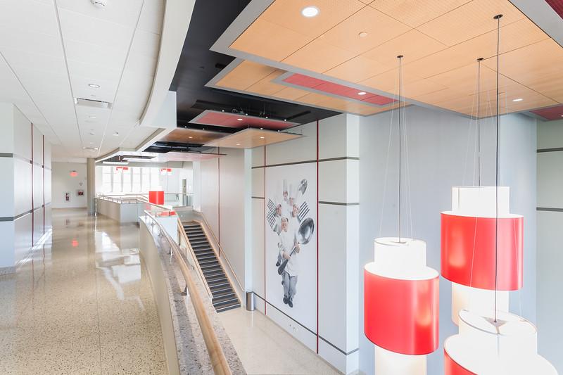 Marriott Pavillion, 2nd floor lobby area