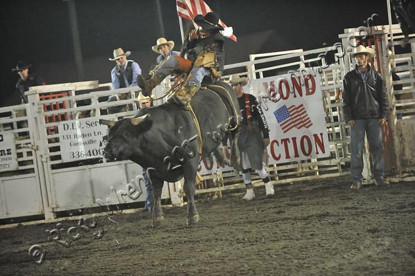 Bull Riding 2008 Ladson Fair Saturday