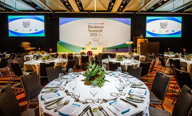 AFR 2021 Business Summit Dinner 09.03.2021