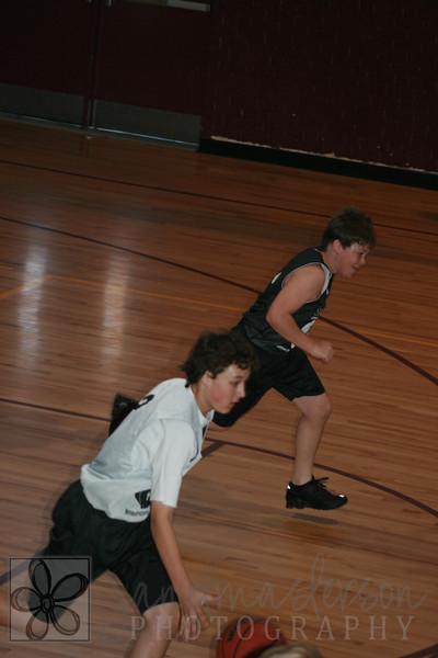 YMCA Pacers - 08-09 Season - 1-10-09
