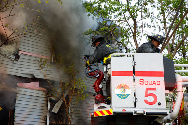 Still & Box Alarm Fire 5612 S. Lasalle May 7, 2017
