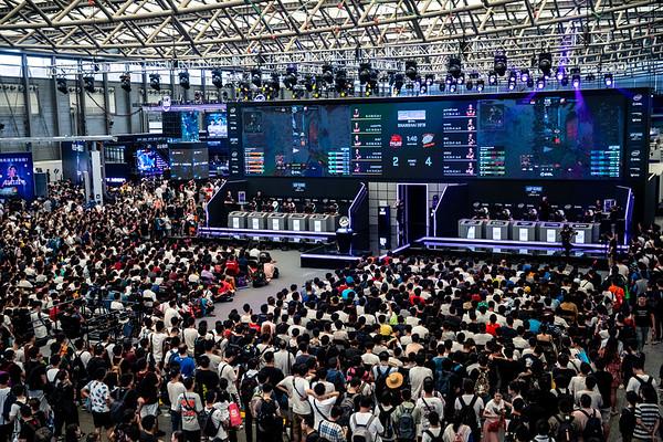 Press Gallery: IEM Shanghai 2018