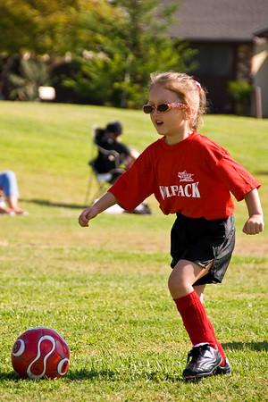 Youth Soccer 9-15-2007 - Visalia, CA