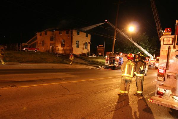 June 30, 2007 - 3rd Alarm - 2255 Keele St