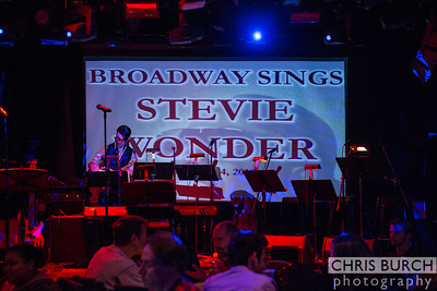 Broadway Sings Stevie Wonder