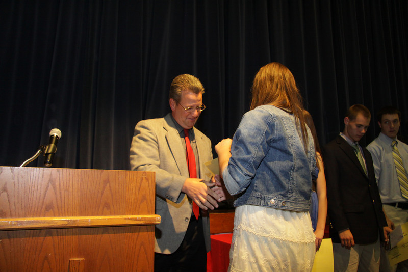 Awards Night 2012 - Student of the Year: Health