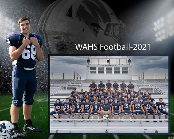 WAHS Football 2021