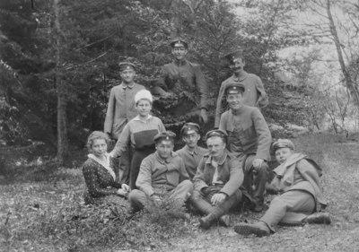 Photos - World War I Red Cross Nurse