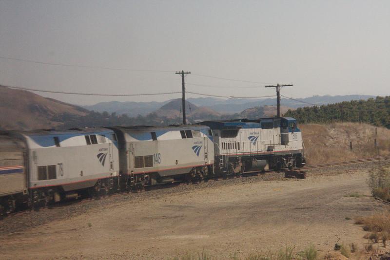 Amtrak Head End Power