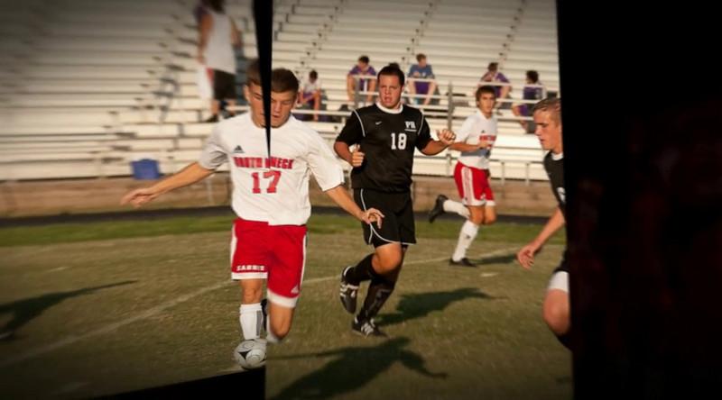 South Meck Varsity Soccer 2009