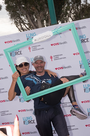 Lung Force Walk 2017