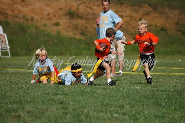 2008 Russell JFL Flag Football 9/13/08