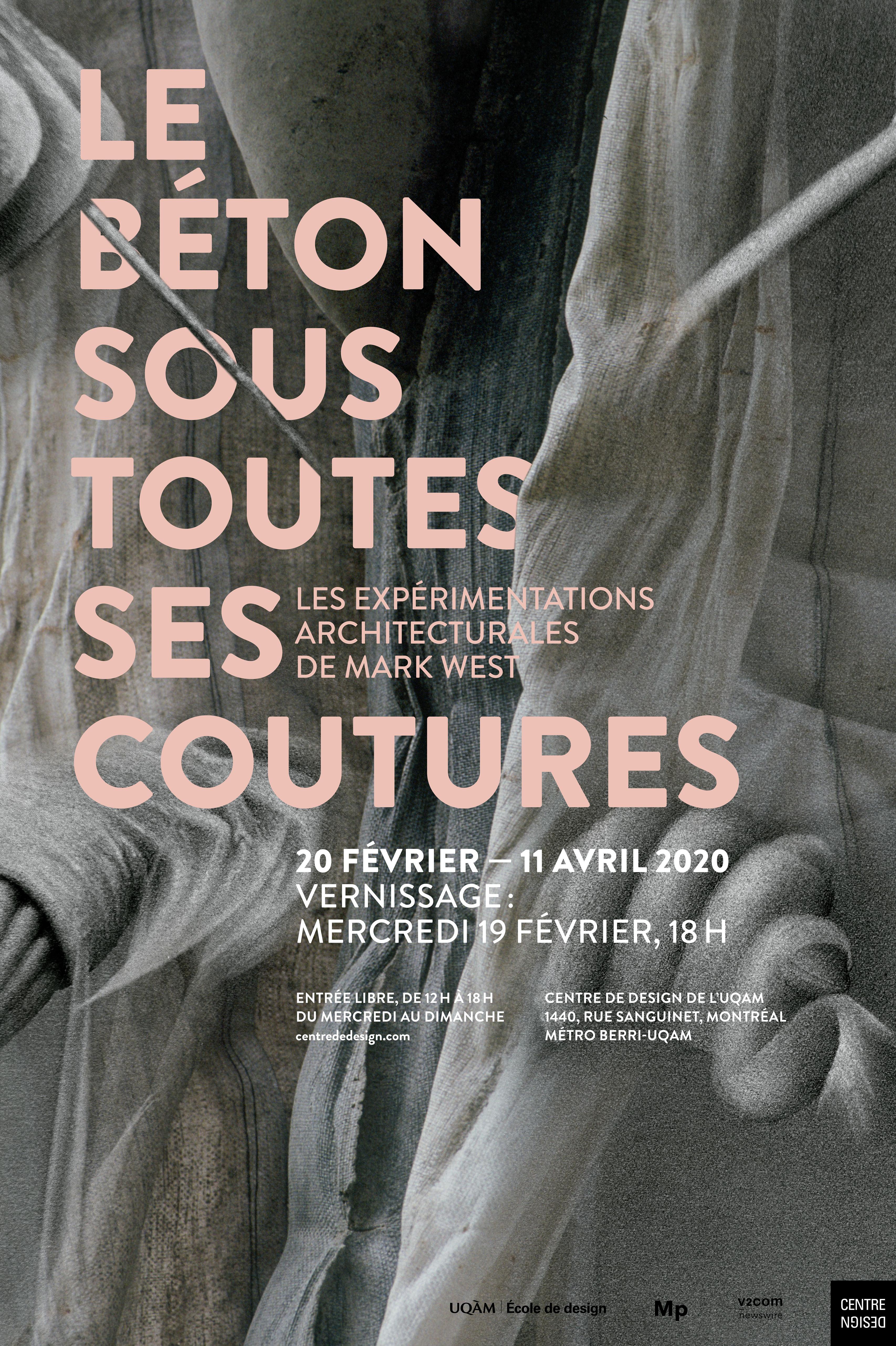 2020 - Exposition - Le béton sous toutes ses coutures © Luis-Ernesto Trépanier