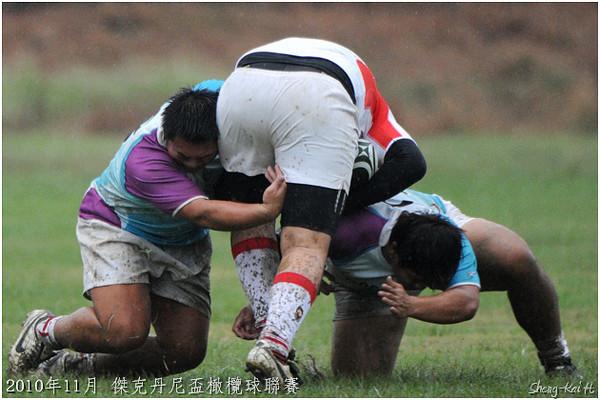 2010-11傑克丹尼盃M13-台北巨人 VS 台南遠見(Giant vs Foresight)