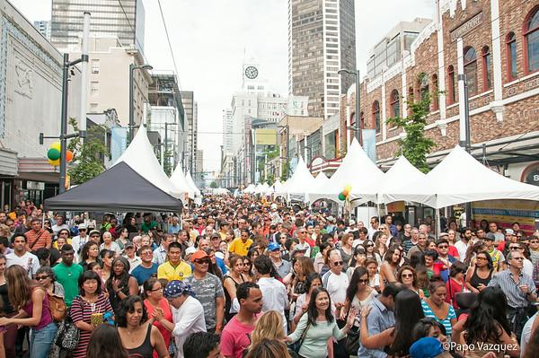 Carnaval Del Sol Vancouver, BC 7/5&6/14