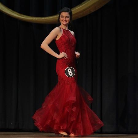 Contestant #8 - Elizabeth