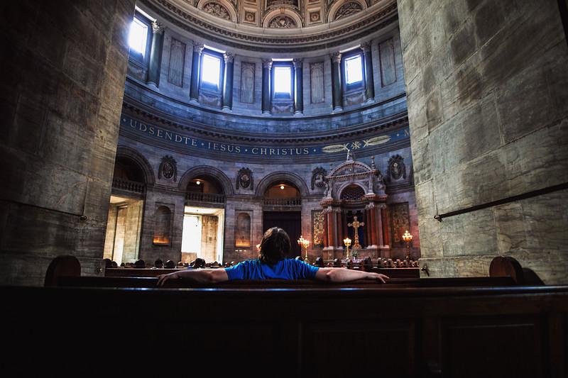 cathedral praha man relaxing.jpg