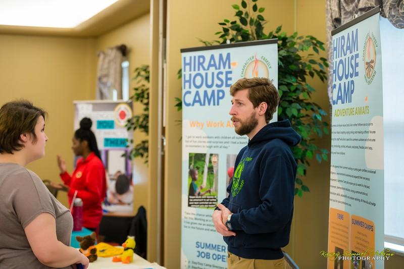 2020 Hiram College Career Fair 12