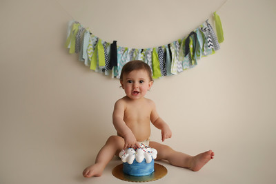 Levi is ONE!