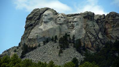 South Dakota - Mt. Rushmore
