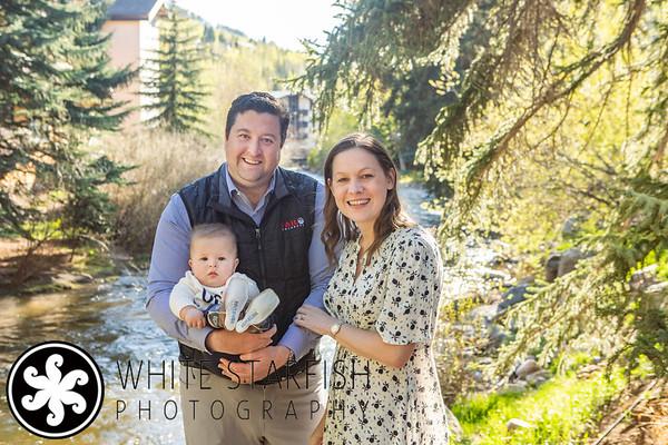 Vail Family Photos - Vail Village - Chesney