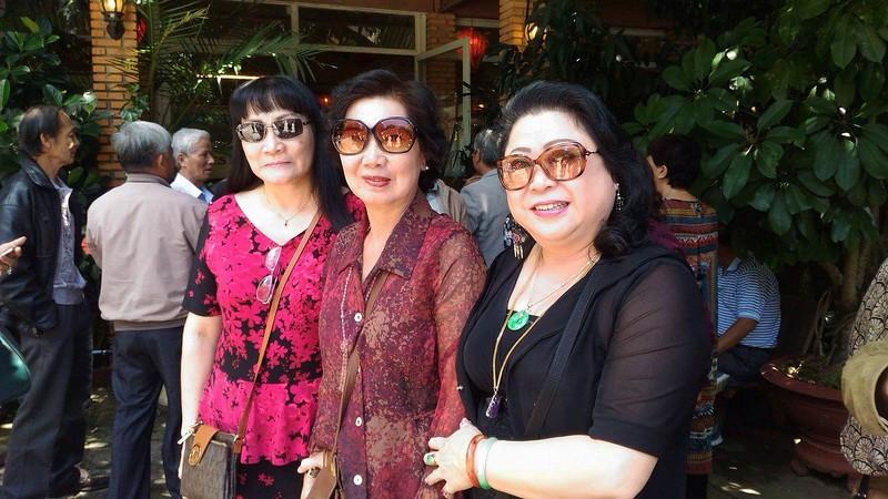 Lê Nguyệt Thu, Châu Ngọc Lan, Đỗ Kim Anh(VN)
