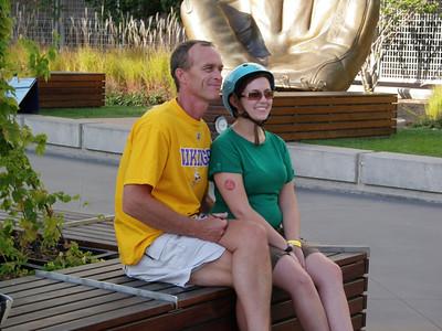 Sculpture Garden: September 15, 2012