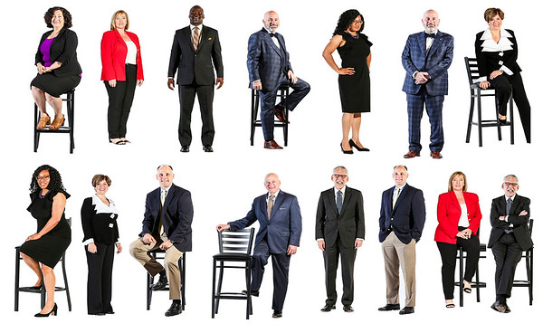 CMBA Corp Portrait Session