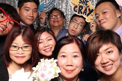 SINKI & KEN'S WEDDING 9-21-19