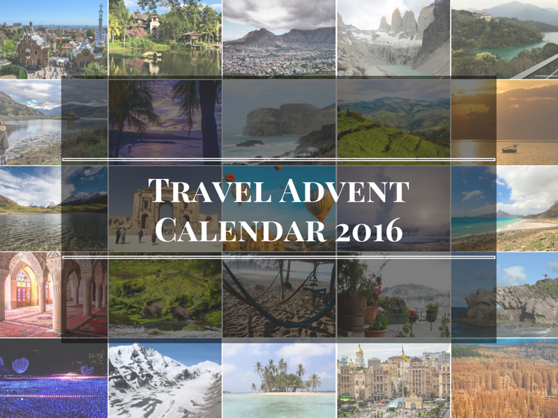 travel advent calendar