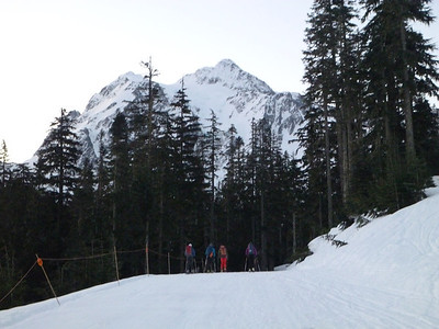Mount Shuksan Attempt Three