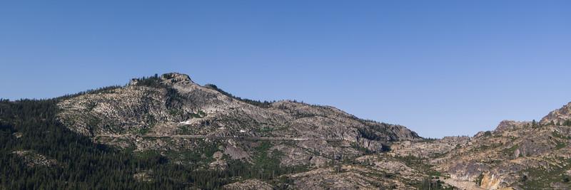 Near Donner Summit California