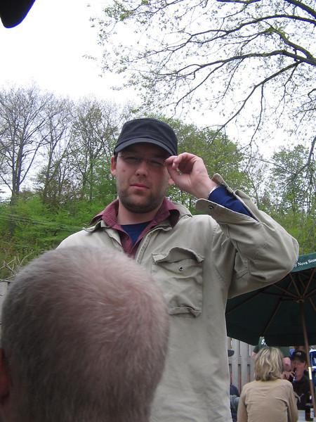 Jason at King's Arms