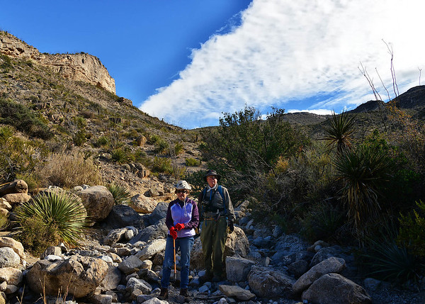 Ortega Canyon - 2013-12-09