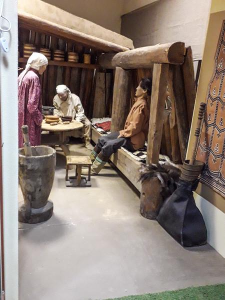Traditional Sakha Home