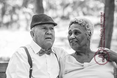 Sesion de 56 años de casados Jaime y Luisa