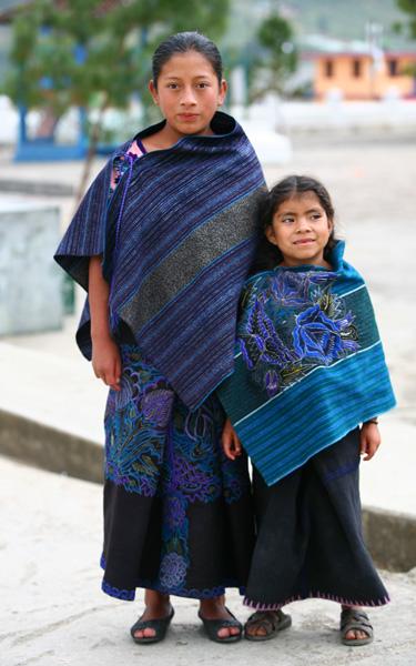Vêtement enfants  Tsotzil Zinacantan01091.jpg