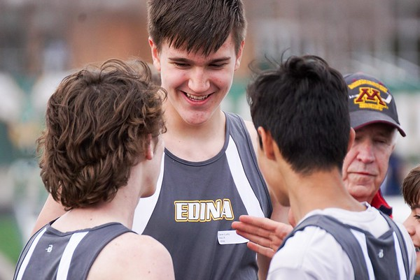 4-24-18 Edina Boys Middle School Meet