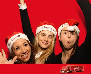Coca-Cola Hellenic 2012 Xmas