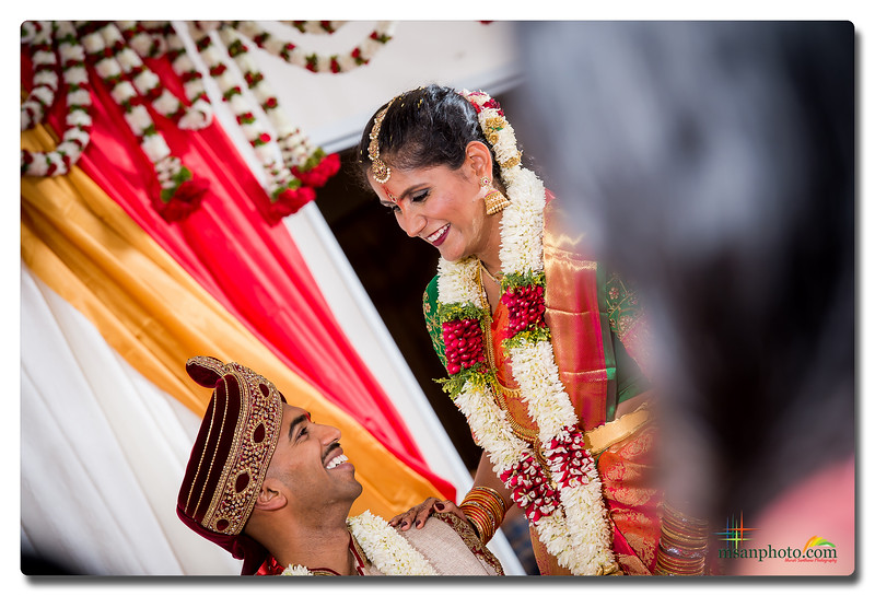 Chandana & Bharat's Engagement @ Woodlands