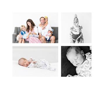 La Jolla Newborn Family Photography - Windansea La Jolla