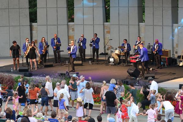 Jazz Concert - Meijer Gardens - Jul 2018