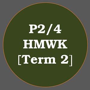 P2/4 HMWK T2