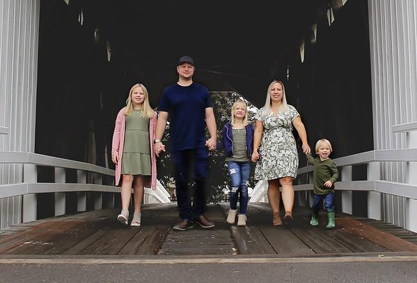 Wilson Family - Fall 2021