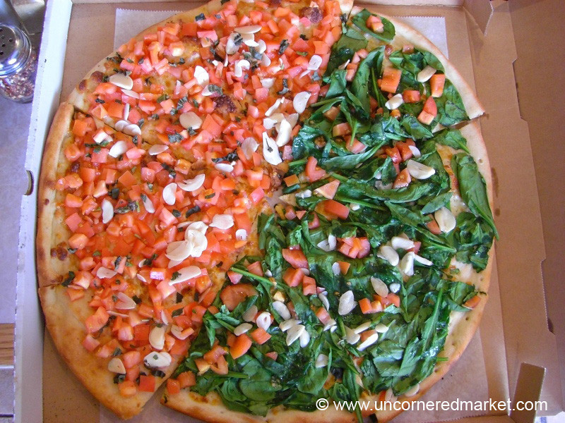 Gourmet Pizza - Fort Lauderdale, Florida