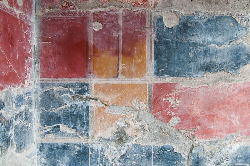 Fresco at Herculaneum
