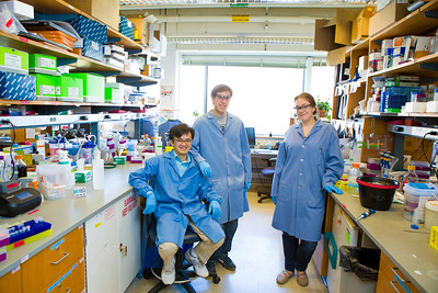 Chemistry Lab - Chet Berman - Shoulders Group