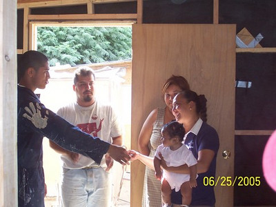 2005 summer Mission Trip to Warez, Mexico