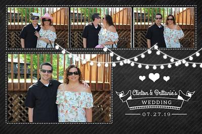 Lawrence Wedding Photobooth 7.27.2019